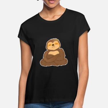 Best Sloth Sloth Sleeping Trend Gift Best Seller - Women's Loose Fit T-Shirt