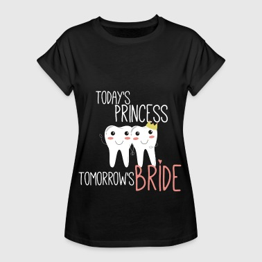 tomorrows bride.png - Frauen Oversize T-Shirt