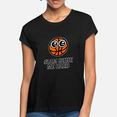 Slam Dunk Basketball cartoon slam dunk - Women's Loose Fit T-Shirt