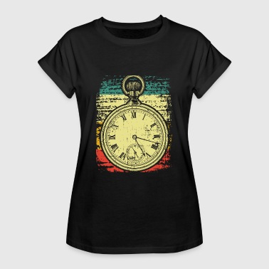 Pocket Watch pocket watch - Women's Oversize T-Shirt