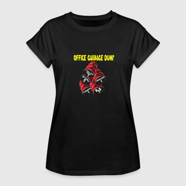 Disrupt Office, Disruption, Delay, Gift, - Women's Oversize T-Shirt