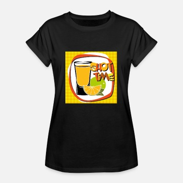 Drink Cocktails Cocktail, whiskey, drinks - Women's Oversize T-Shirt