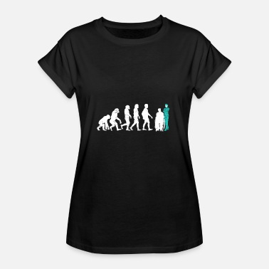 Evolution Caregiver - Oversize-T-shirt dam