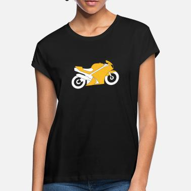 Motorcycle Motorcycle - Women's Loose Fit T-Shirt