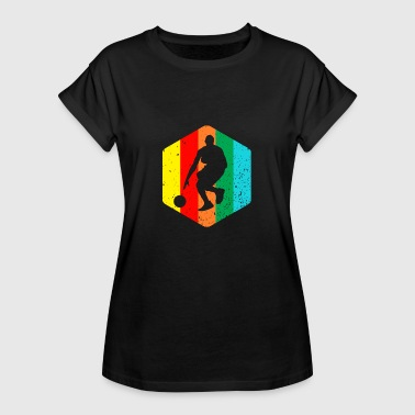 Dribbling basketball - Women's Oversize T-Shirt