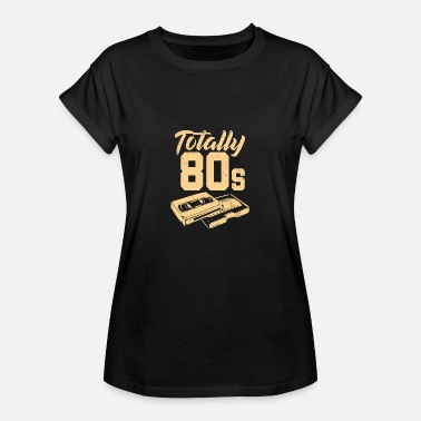 Videooptager Helt 80s Vitage Retro Total 80s - Dame oversize T-shirt