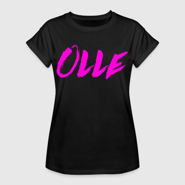 Olle ROLE - Women's Oversize T-Shirt