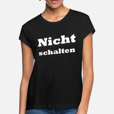 Cambiar No cambiar - Camiseta holgada mujer 6ddab8f4329d4