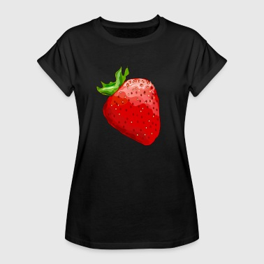 strawberry - Women's Oversize T-Shirt
