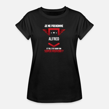 Alfred Alfred - T-shirt oversize Femme