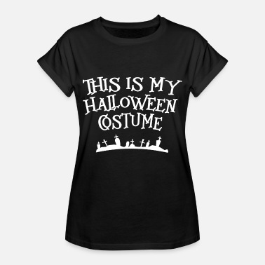 Costume Carneval Costume - Women's Oversize T-Shirt