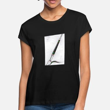 Paint Brush painting brush - Women's Loose Fit T-Shirt