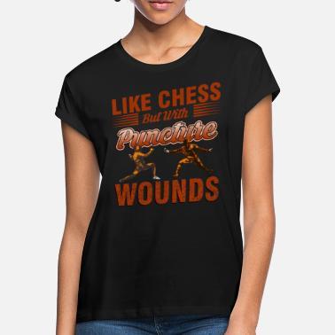 Shop Saber Loose Fit T-Shirts online | Spreadshirt