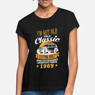50 50th Birthday - 1969 Vintage Classic Gift - Women's Loose Fit T-Shirt