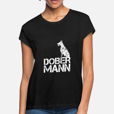 Doberman Pinscher Doberman pinscher doberman gift - Women's Loose Fit T-Shirt