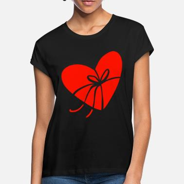 Heart heart - Women's Loose Fit T-Shirt