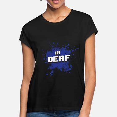 d1bd18f12c Men's Baseball T-Shirt. Deaf disability deaf-mute. from £24.80 · Deaf DEAF  - Women's Loose Fit ...