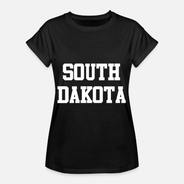 South Dakota South Dakota - Women's Oversize T-Shirt