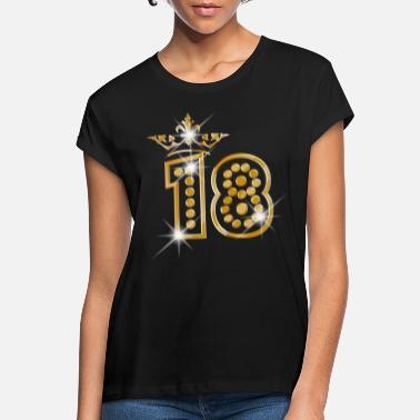 Cumpleaños Línea Pedir 18 CamisetasSpreadshirt En SUVpzM