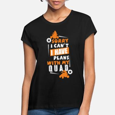 Quad Quad - Women's Loose Fit T-Shirt
