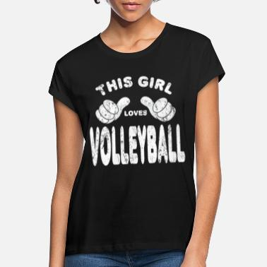 Volley volley-ball - T-shirt oversize Femme