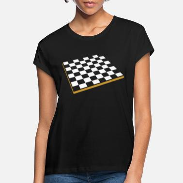 Chess Board Chess board - Women's Loose Fit T-Shirt