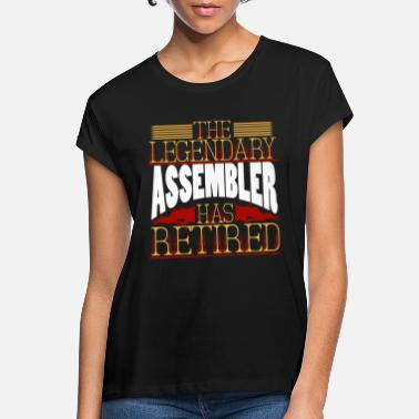 Assembly assembler - Women's Loose Fit T-Shirt
