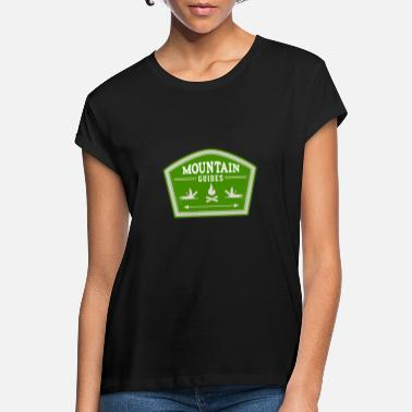 Bjergguider bjergguider - Oversize T-shirt dame