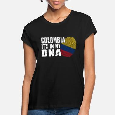 Colombia Colombia - Oversize T-shirt dam