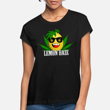 Haze Lemon Haze - Women's Loose Fit T-Shirt