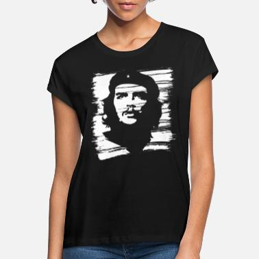 Che Guevara Painted - Women's Loose Fit T-Shirt