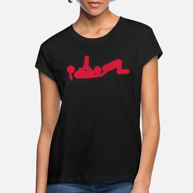 Sex Icon Sex icon position love 1502 - Women's Loose Fit T-Shirt