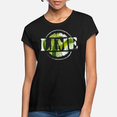 Lime Lime, Lime - Women's Loose Fit T-Shirt