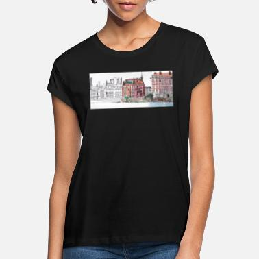 Lyon LYON - Women's Loose Fit T-Shirt