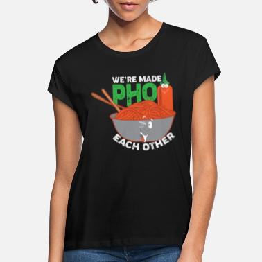 Pho Pho - Women's Loose Fit T-Shirt