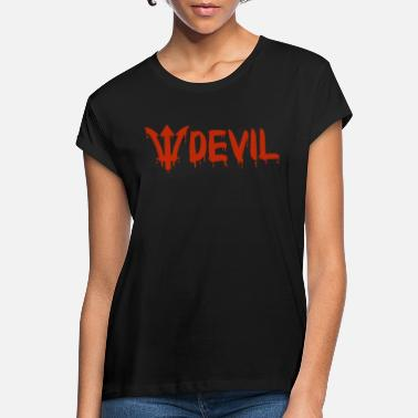 Devil Male Devil - Devil - Women's Loose Fit T-Shirt