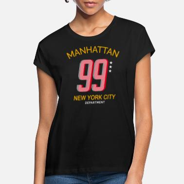 Collegestyle Manhattan | NYC Collegestyle - Oversize T-shirt dam