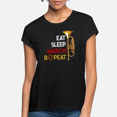 Trumpeter Trumpet - Women's Loose Fit T-Shirt