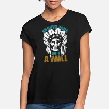 American Indian Indians Native American Indians - Women's Loose Fit T-Shirt