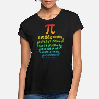 Pi Pi number - Women's Loose Fit T-Shirt