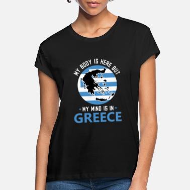 Homesickness Greece homesick - Women's Loose Fit T-Shirt