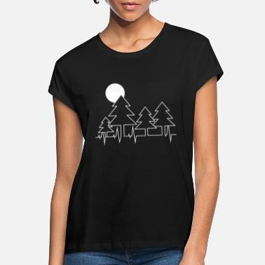 Forester Forest - Women's Loose Fit T-Shirt