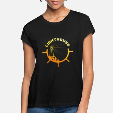 Lighthouse Lighthouse - Women's Loose Fit T-Shirt