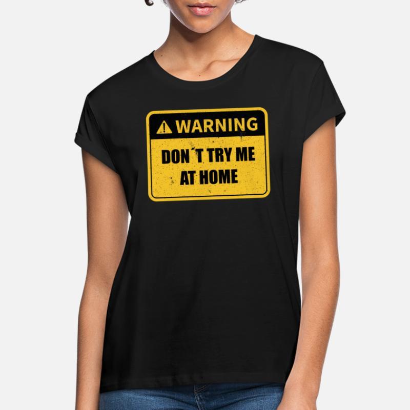 Advarsel! Jeg hører ikke etter   Kule T shirts