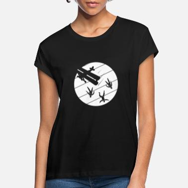 Head Down Freefly skydiving head down jump - Women's Loose Fit T-Shirt