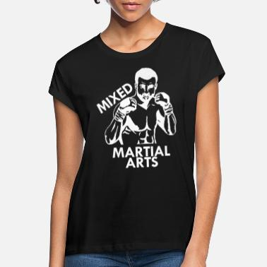 Mixed Martial Arts Mixed Martial Arts - Oversize T-shirt dame
