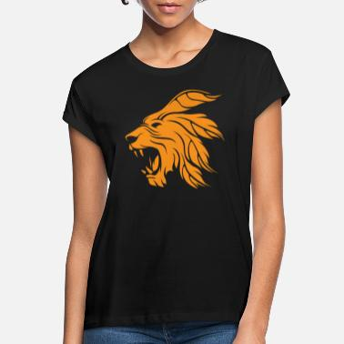 Creature Chimera, gift chimera lion mythical creature monster - Women's Loose Fit T-Shirt