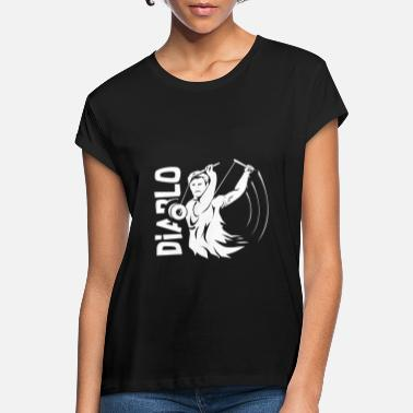 Diabolo Diabolo - Women's Loose Fit T-Shirt