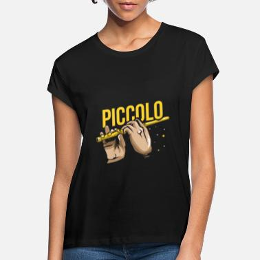Playing Piccolo - Women's Loose Fit T-Shirt