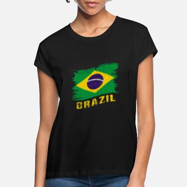 brazil - Women's Loose Fit T-Shirt
